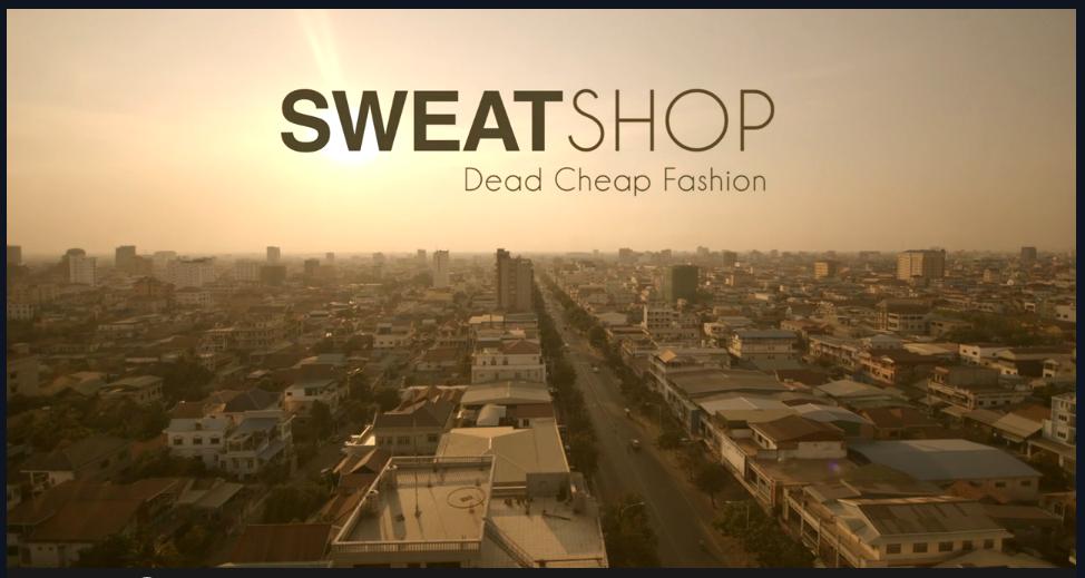 Dead Cheap fashion: bloggeři zkusili práci v kambodžské továrně