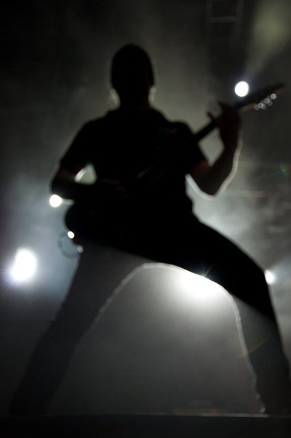 Heavy metal je démonické divadlo
