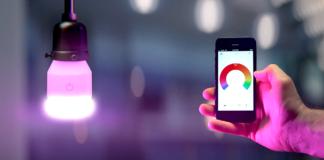 Světlo, které se domluví s vaším smartphonem